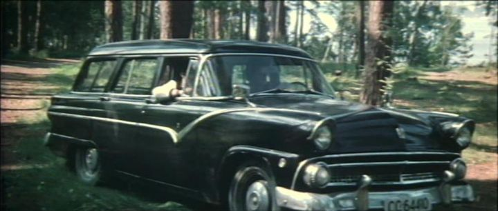 1955 Ford Country Sedan 8-Passenger Station Wagon [79B]