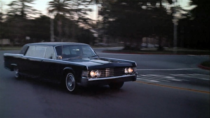 1965 Lincoln Continental Executive Limousine Lehmann-Peterson [53A]