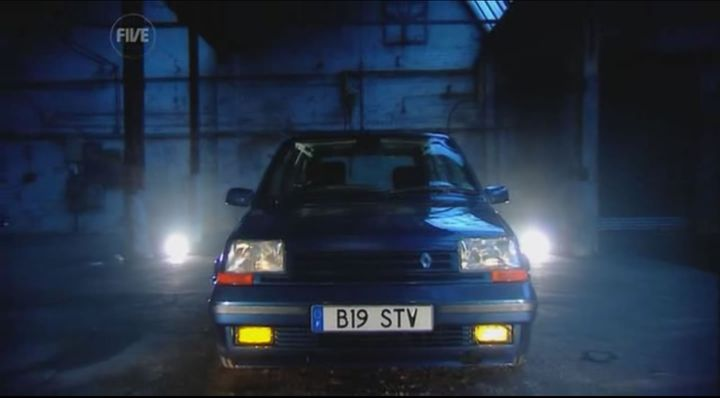 1990 Renault 5 GT Turbo S�rie 2 [X40]