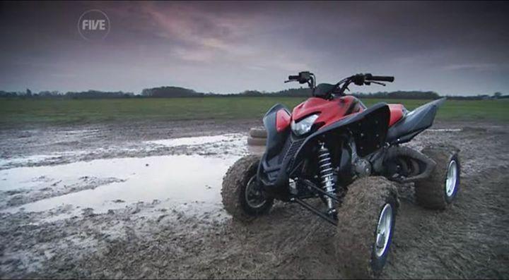 Quad Honda 700 Trx Honda Trx 700