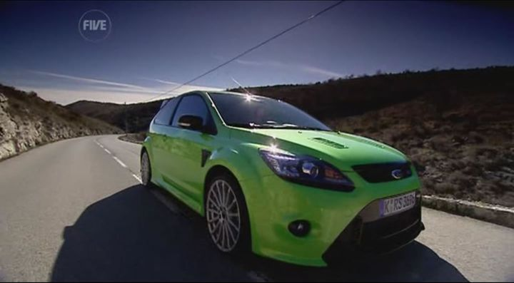 Imcdb 2009 Ford Focus Rs Mkii In Fifth Gear 2002 2018