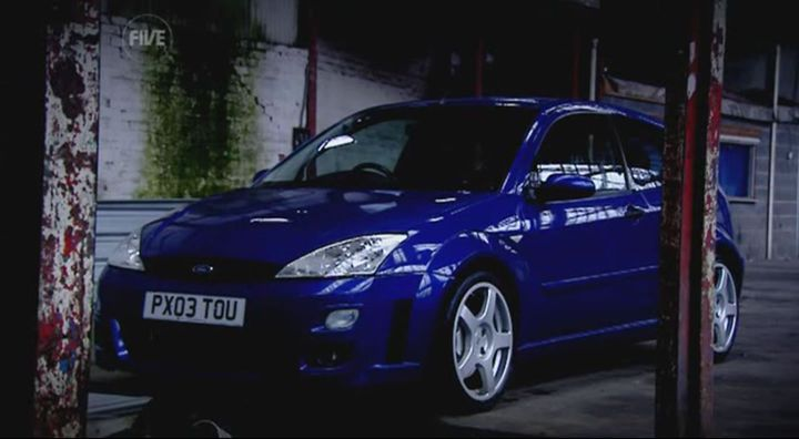 Imcdb 2003 Ford Focus Rs Mki In Fifth Gear 2002 2018