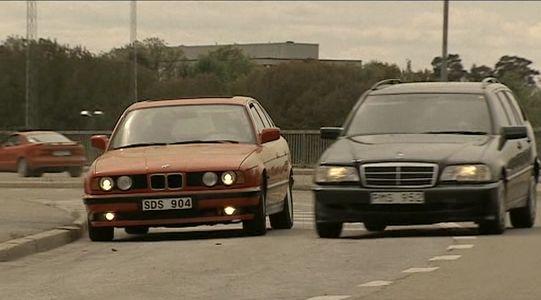 1991 BMW 520i E34