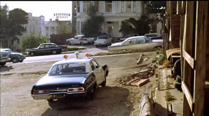 Imcdb Org 1967 Chevrolet Bel Air In Psych Out 1968