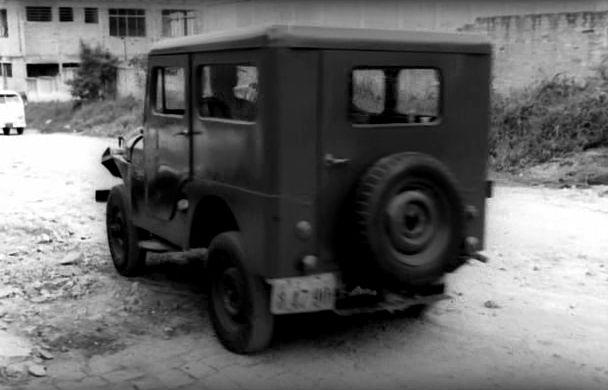 Imcdb 1955 Willys Jeep In So Paulo Sociedade Annima 1965