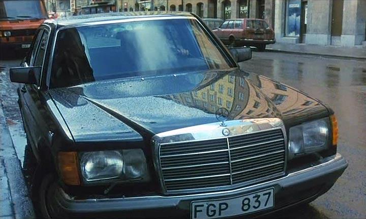 1980 mercedes benz 280 se w126 in. Black Bedroom Furniture Sets. Home Design Ideas