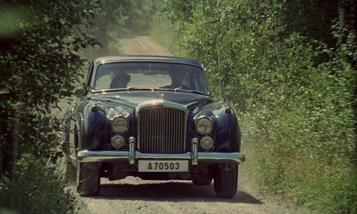 Bentley Continental S2 - More information