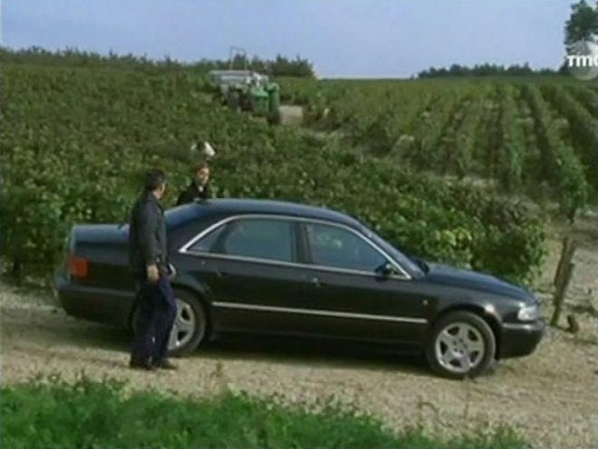 Imcdb 1998 Audi A8 D2 Typ 4d In Une Femme Dhonneur 1996 2008
