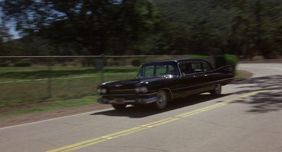 "IMCDb.org: 1959 Cadillac Fleetwood 75 in ""The Muppet Movie ..."