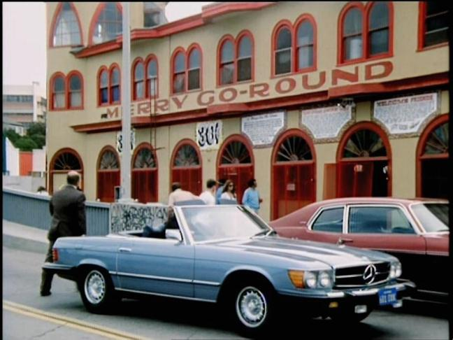 1974 Mercedes-Benz 450 SL [R107]