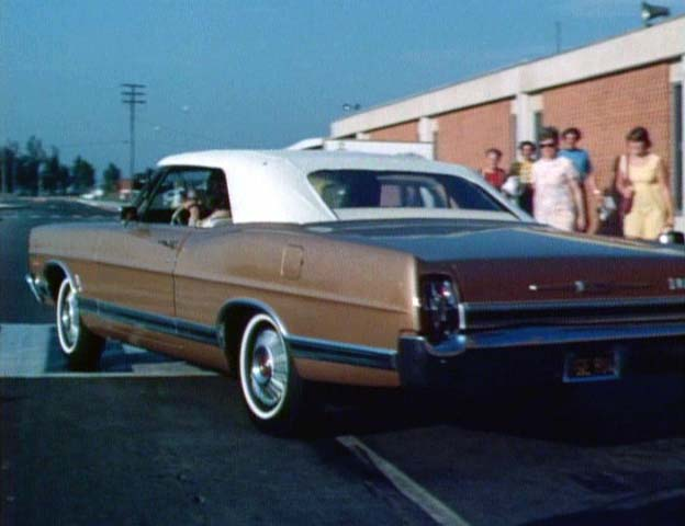 1967 Ford Galaxie 500 Convertible [76A]