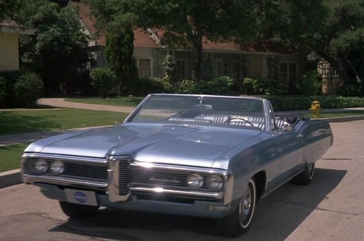 1968 Pontiac Bonneville Convertible 26267