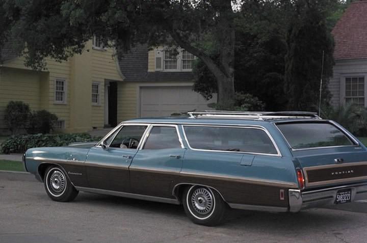 """Used Cars Pensacola >> IMCDb.org: 1968 Pontiac Executive Safari in """"I Dream of Jeannie, 1965-1970"""""""
