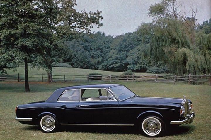 IMCDb.org: 1967 Rolls-Royce Silver Shadow Fixed Head Coupé Mulliner