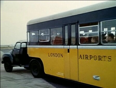 1959 Bedford J8 SS Airside Transfer Bus