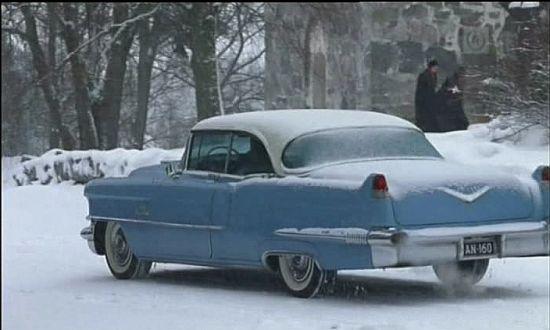IMCDb.org: 1956 Cadillac Sedan DeVille [6239DX] in