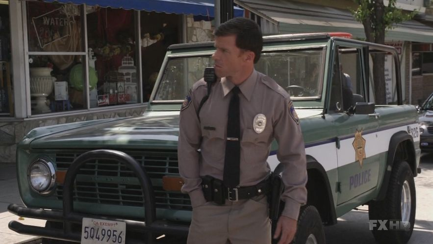 Imcdb Org 1976 Ford Bronco In Quot Sons Of Anarchy 2008 2014 Quot