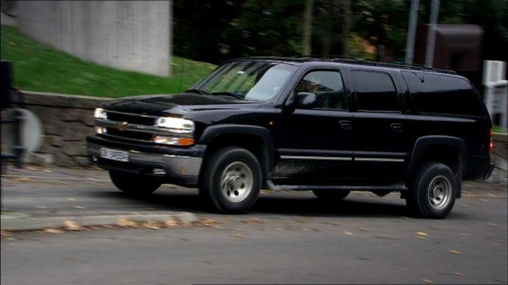 Imcdb Org 2002 Chevrolet Suburban 2500 Ls Gmt830 In