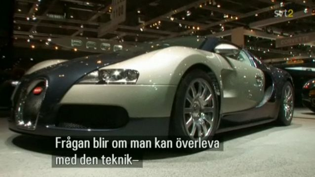 bugatti veyron in koenigsegg dr mbilen och. Black Bedroom Furniture Sets. Home Design Ideas