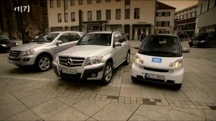 2009 Mercedes-Benz GLK 4Matic [X204]