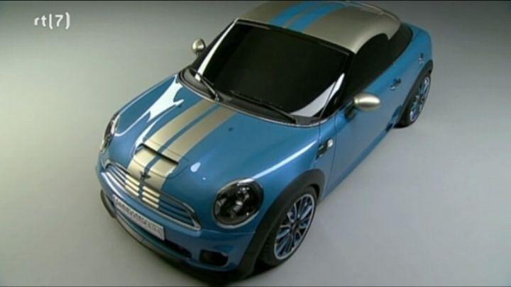 Imcdb 2009 Mini Coup Concept John Cooper Works In Rtl