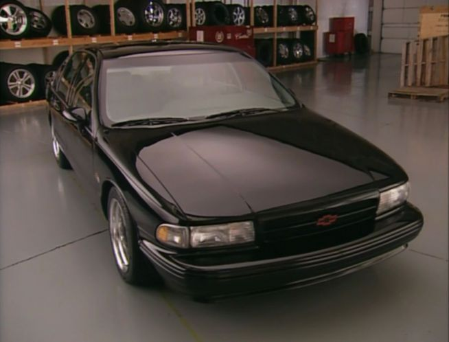 Imcdb Org 1992 Chevrolet Impala Ss In Quot Inside The Gm