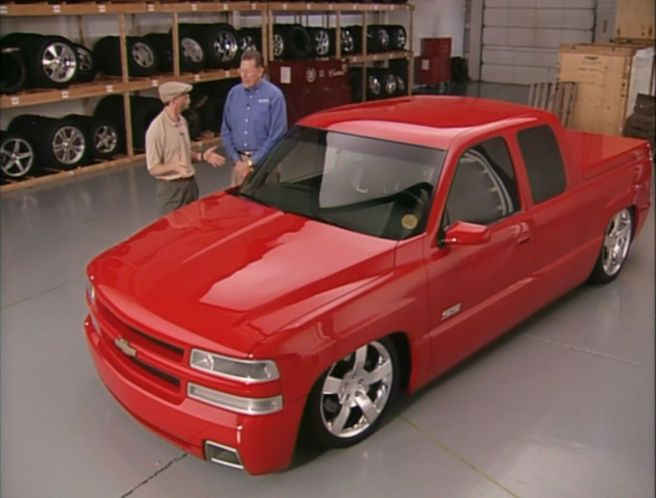 Imcdb Org 2002 Chevrolet Silverado Sst Gmt880 In Inside The Gm Special Vehicles Collection 2004