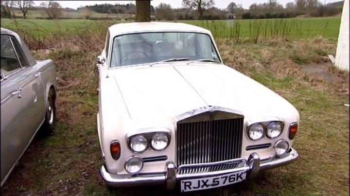 Rolls Royce Dealers >> Imcdb Org 1972 Rolls Royce Silver Shadow I In Wheeler Dealers