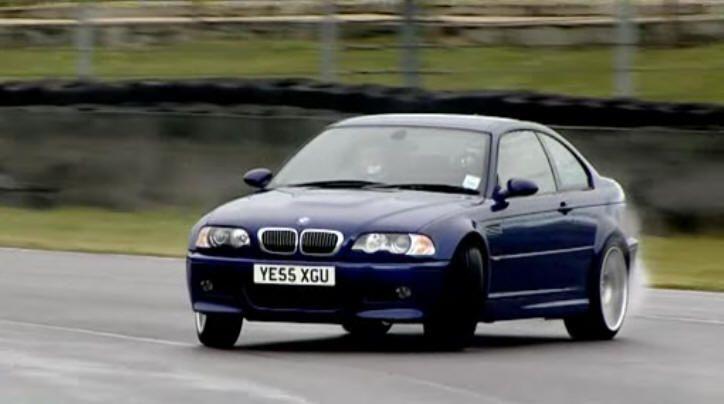 IMCDborg 2005 BMW M3 CS E46 in Fifth Gear 20022015