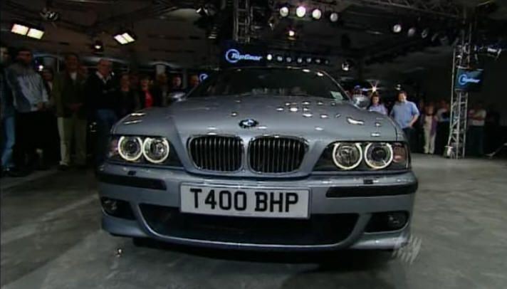 Imcdb Org 2001 Bmw M5 E39 In Quot Top Gear 2002 2015 Quot