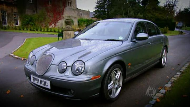 2002 Jaguar S Type R [X200]
