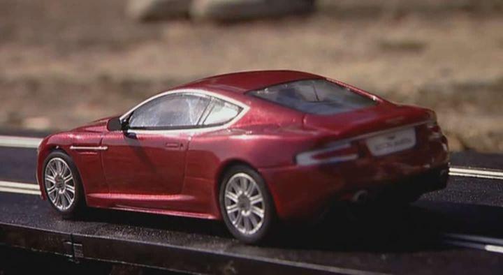 Imcdb 2007 Aston Martin Dbs In James Mays Toy Stories 2009