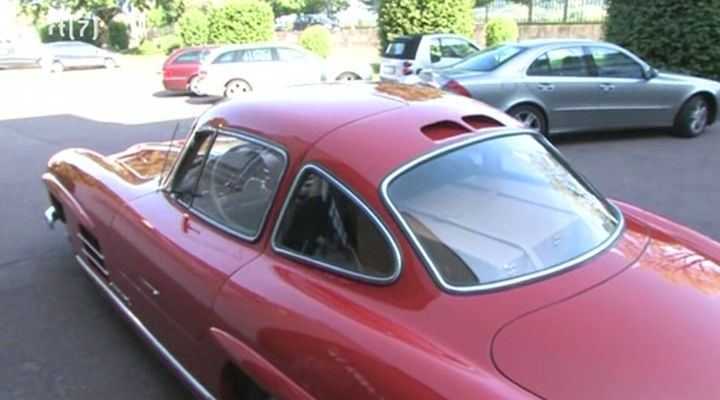 Mercedes-Benz 300 SL Coup� 'Gullwing' [W198 I]