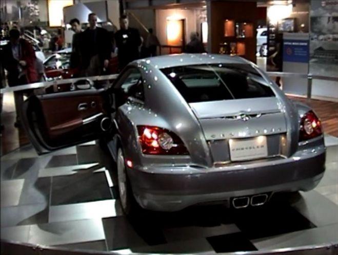 Imcdb 2001 Chrysler Crossfire Concept In Mischief Street