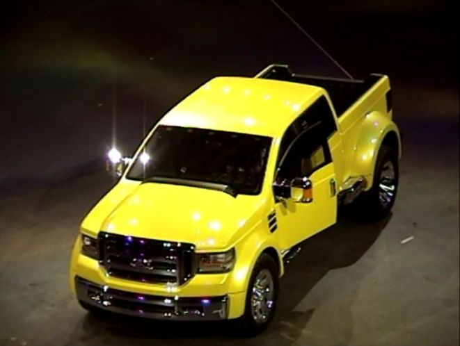 2002 Ford F-350 Super Duty Tonka Concept