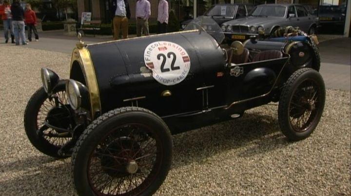 Imcdb Org 1920 Bugatti Type 13 Brescia In Gek Op Wielen 2005 2019