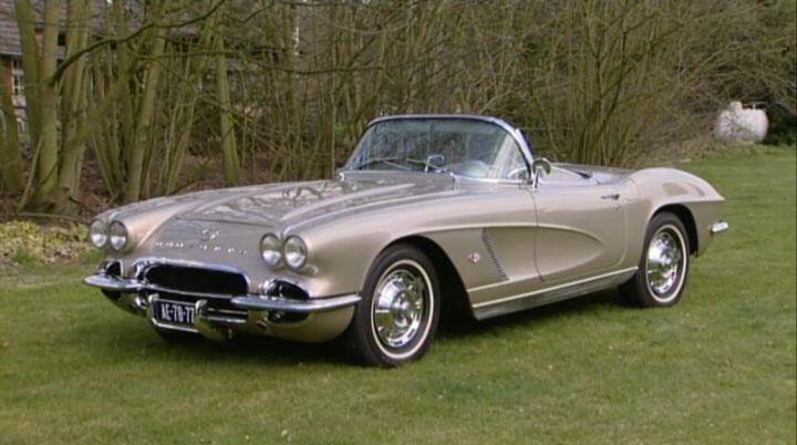 chevrolet 1962 corvette c1 - photo #20
