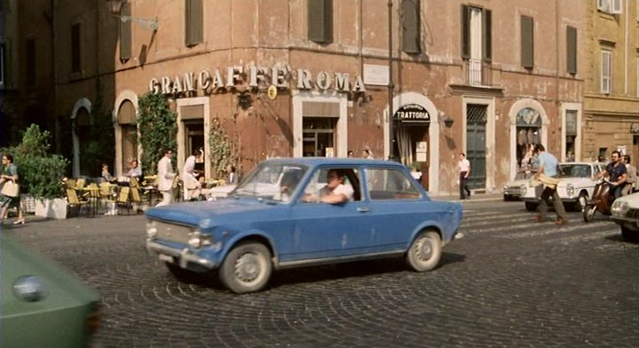 Imcdb 1969 Fiat 128 1a Serie In Febbre Da Cavallo 1976