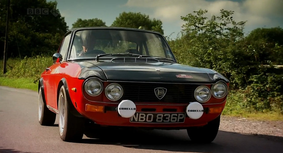 imcdb org 1975 lancia fulvia coup s3 montecarlo edition replica 818 in top gear 2002 2015