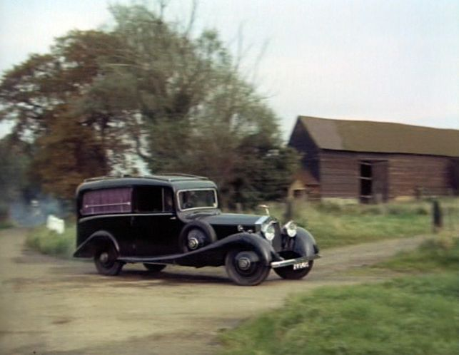 1931 Rolls-Royce 20/25 h.p. Hearse by William Denby [GNS40]