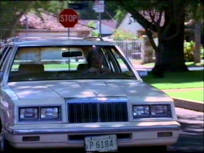 1985 Chrysler LeBaron Town & Country
