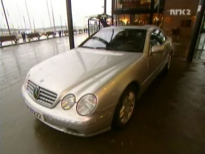2001 Mercedes-Benz CL 500 [C215]