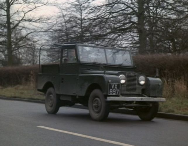 1956 Land-Rover 88'' Series I