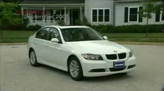 2006 bmw 325i e90 in motorweek 1981 2018. Black Bedroom Furniture Sets. Home Design Ideas