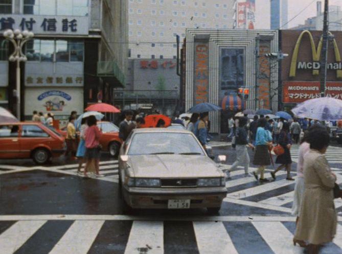 Imcdb Org 1981 Toyota Soarer Z10 In Quot Tokyo Ga 1985 Quot