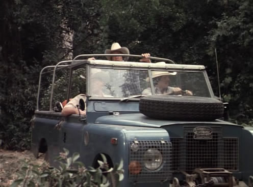 1969 Land-Rover 109'' Series IIa
