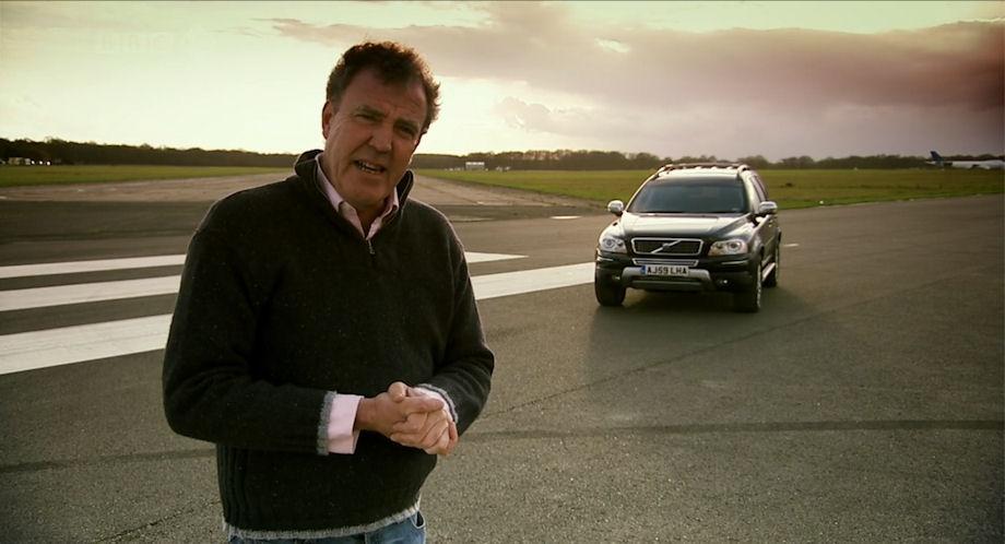Imcdb Org 2009 Volvo Xc90 V8 Awd Executive Gen 1 In Top Gear 2002 2017