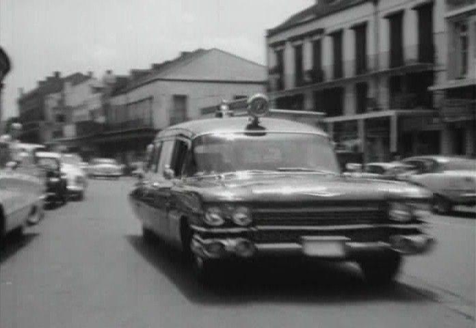IMCDb.org: 1959 Cadillac Ambulance Miller-Meteor Futura in