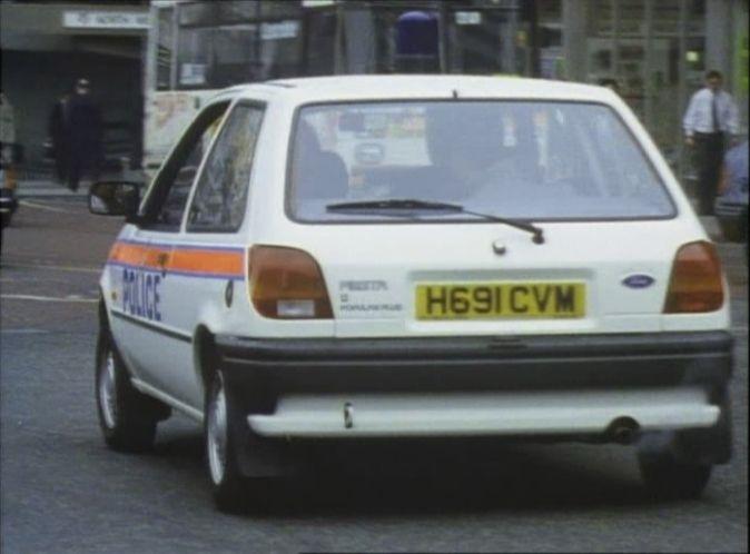 Форд фиеста фото 1989