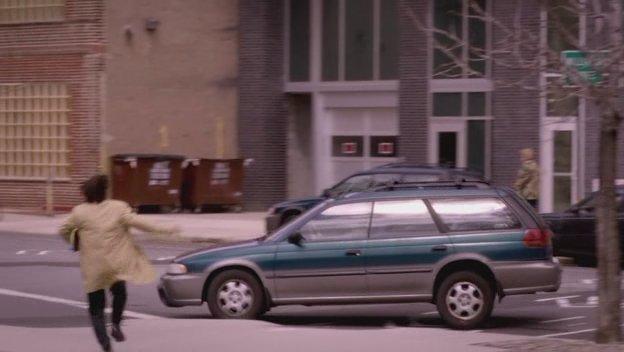 1996 Subaru Legacy Outback Wagon. 1996 Subaru Legacy Outback [BG]